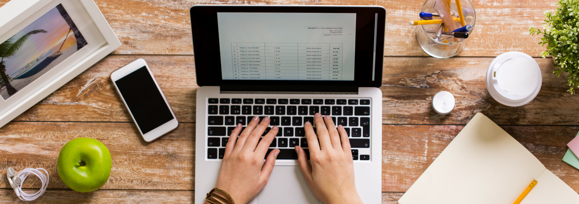 Virtual Bookkeeping from Home for local bookkeeping