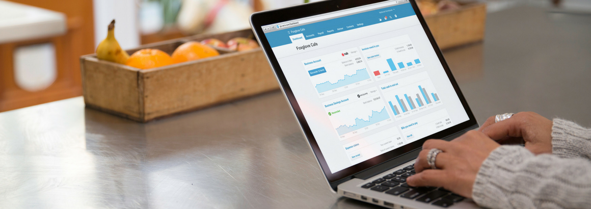 Using Xero Remotely From Home for local bookkeeping